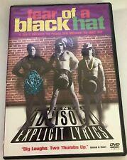 FEAR OF A BLACK HAT (1987) DVD OOP Rare (Avatar, 2003) rap hip hop cult parody