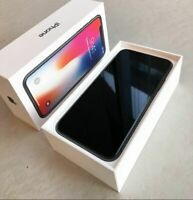 Flawless iPhone X A1865 256GB Space Gray Unlocked for International GSM/CDMA