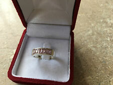 Unbranded Silver Plated Band Fine Rings