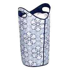Hamper Tote Laundry Large Storage Bag Handled Dorm Clothes Basket Washing Sorter