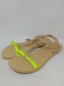 Havaianas Women's Tan Sandals Size 9/10 US