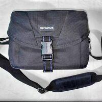 Olympus Brand Camera Shoulder Bag Black