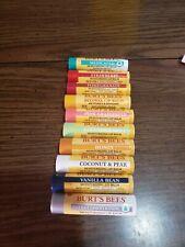 Burt's Bees Lip Balm Variety Pack for Winter (Set of 10.)