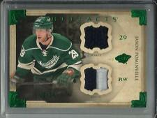 Jason Pominville 13/14 Upper Deck Artifacts Game Used Jersey Patch #20/24