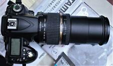 NIKON D-90 Digital Camera,TAMRON 18-270 Piezo Drive VC Di II Zoom,Minty,Tested