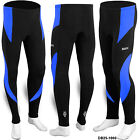 Men Thermal Winter Cycling Pants Padded Tights Trouser Bike Bicycle Windproof
