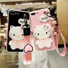 Hello Kitty phone case iPhone X Black