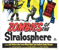 ZOMBIES OF THE STRATOSPHERE, 12 CHAPTER SERIAL, 1952 - COLOUR VERSION