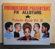 FREUNDESKREIS PRASENTIERT  FK ALLSTARS - TABULA RASA PT. II - 2000