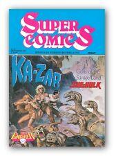 SUPER COMICS 12 Edizioni MBP Max Bunker Press