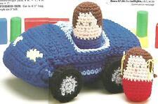 *Fun Mobile crochet PATTERN INSTRUCTIONS
