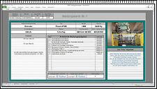Instandhaltungssoftware Wartungsplaner Verschleisteilliste Prüffristen Wartung
