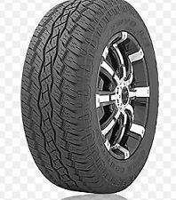 NEW 255/55R18 TOYO ALL TERRAIN OPEN COUNTRY PLUS TYRES 255-55-18 2555518