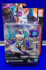 Transformers Generaciones poder del modelo PRIMES Dreadwind Deluxe-Nuevo en la acción
