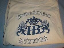 T-Shirt Hofbrauhaus Munchen Lions Crown Size XL Extra Large cotton #G41