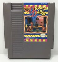 Nintendo NES Double Dare Video Game Cartridge *Authentic/Cleaned/Tested*