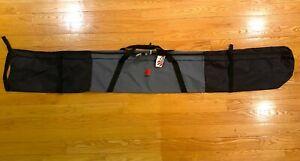 Athalon Black and Grey Ski Bag US Ski Team New With Tags