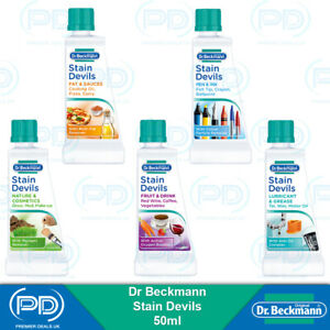 Dr Beckmann Stain Devils Removes Different Types Of Stains Very Effective 50ml