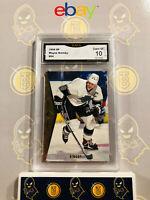 1994 Upper Deck Wayne Gretzky #54 - 10 GEM MT GMA Graded Hockey Card