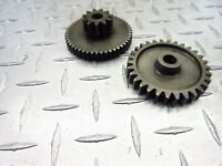 2003 03-05 APRILIA RSV1000 RSV TUONO 1000 STARTER FLYWHEEL IDLE GEAR SPROCKET