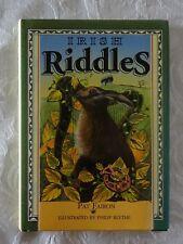 Irish Riddles by Pat Fairon