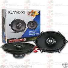 "KENWOOD KFC-C5795PS 5"" x 7"" 3-WAY CAR AUDIO COAXIAL SPEAKERS (PAIR)"