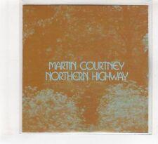 (HF375) Martin Courtney, Northern Highway - 2015 DJ CD