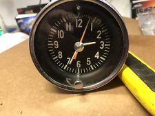 Studebaker Hawk Clock