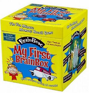 BrainBox My First - Memory Recall Game
