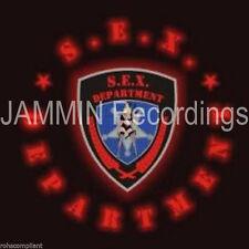 S.E.X. DEPARTMENT - Sex Department (CD, Nov-2007, Perris Records)