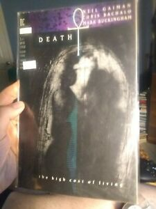 Death: The High Cost of Living #3 (May 1993, DC)