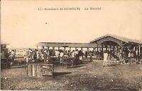 The Market - DJIBOUTI