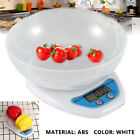 Digital LCD Kitchen Scale with Bowl 11LBS Electronic Weight Diet Food Balance photo