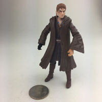 "TJ Star Wars 3.75"" FIGURE ANAKIN SKYWALKER comic Hasbro loose 2007 republic AOTC"