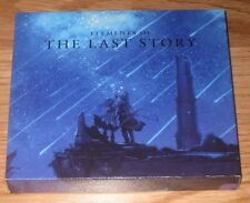 Elements of The Last Story Soundtrack Cd + Artbook-coleccionistas limitada Nintendo