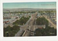 Victoria Square Adelaide Australia Vintage Postcard 312a