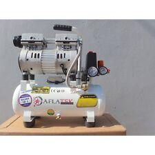 LEISE kompressor ÖLFREI Silent 10L 65dB 75L/Min 15KG 600W 8Bar dental kompakt