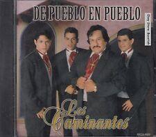 Los Caminantes De Pueblo En Pueblo CD New Nuevo Sealed