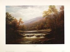 WILLIAM MELLOR landscape LARGEST EBAY UK ART SELLER! SIZE:30cm x 46cm  RARE