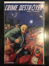 All Time Comics Crime Destroyer #2 Cover C NM- 1st Print Fantagraphics Comics