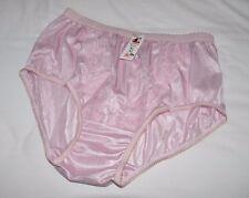 "NIX4 NP24/52 - Soft silky nylon ladies panties / knickers, BN, waist to 38"""