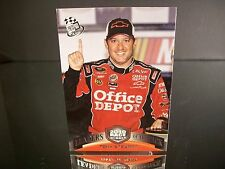 Rare Tony Stewart #14 Office Depot Press Pass 2011 Card #153 LEADERS OF THE PACK