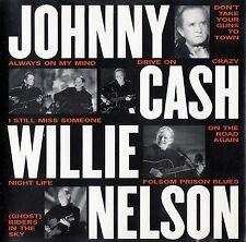 JOHNNY CASH - WILLIE NELSON : VH1 STORYTELLERS / CD - TOP-ZUSTAND