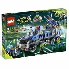 LEGO 7066 Space Earth Defence HQ