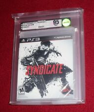 Syndicate, New Sealed! PS3 VGA 95