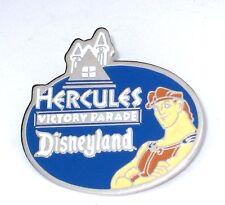 Disney Pin✿Hercules Victory Parade Disneyland Castle Hero Pose Longs RETIRED