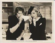 """Constance Bennett in """"Service De Luxe""""  1938 Vintage Movie Still"""