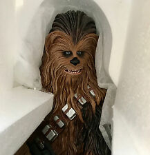 Star Wars Gentle Giant Statue Bust Chewbacca - #2686 of 7000