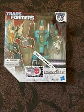 TRANSFORMERS Generations Thrilling 30 Voyager Class Headmaster Brainstorm New