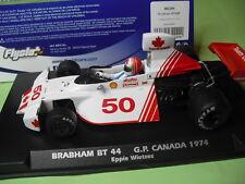 FLYSLOT BRABHAM BT44 G.P. CANADA 1974 - SCALEXTRIC-NEW! REF 062105